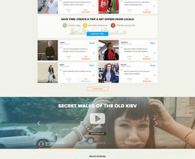 Interneto svetainės ir mob. aplikacijos