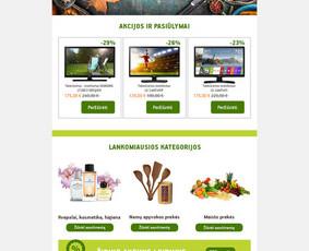 Grafinis dizainas maketavimas: Linorte Design / Linorté Design / Darbų pavyzdys ID 685929
