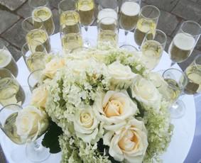 Šampano ir užkandžių staliukas jūsų šventei!!!!