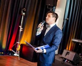 Jurijus Majauskas - renginių vedėjas