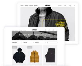 Internetinių svetainių ir el. parduotuvių kūrimas / ideabooz / Darbų pavyzdys ID 691853