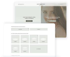 Internetinių svetainių ir el. parduotuvių kūrimas / ideabooz / Darbų pavyzdys ID 691861