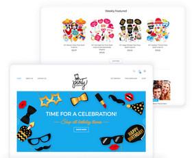 Internetinių svetainių ir el. parduotuvių kūrimas / ideabooz / Darbų pavyzdys ID 691867