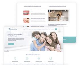 Internetinių svetainių ir el. parduotuvių kūrimas / ideabooz / Darbų pavyzdys ID 691871