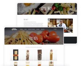 Internetinių svetainių ir el. parduotuvių kūrimas / ideabooz / Darbų pavyzdys ID 691883