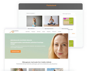 Internetinių svetainių ir el. parduotuvių kūrimas / ideabooz / Darbų pavyzdys ID 691905