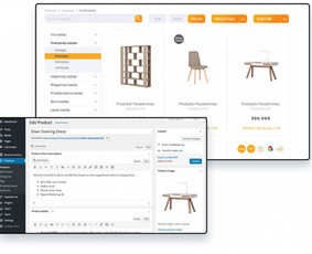 Internetinių svetainių ir el. parduotuvių kūrimas / ideabooz / Darbų pavyzdys ID 691925