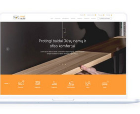 Internetinių svetainių ir el. parduotuvių kūrimas / ideabooz / Darbų pavyzdys ID 691943