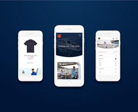 Grafinis / Web (svetainių) / Mobile App - dizainas (UX/UI)!