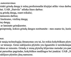 Gitana Railienė, tekstų kūrėja, visa Lietuva / Gitana Railienė / Darbų pavyzdys ID 692463