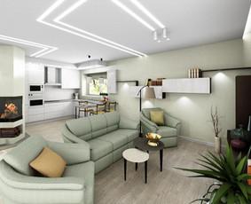 Interjero dizaino paslaugos – nuo konsultacijos iki projekto / Lolita Galdikaitė / Darbų pavyzdys ID 692907
