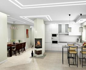 Interjero dizaino paslaugos – nuo konsultacijos iki projekto / Lolita Galdikaitė / Darbų pavyzdys ID 692909