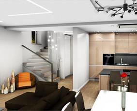 Interjero dizaino paslaugos – nuo konsultacijos iki projekto / Lolita Galdikaitė / Darbų pavyzdys ID 692957