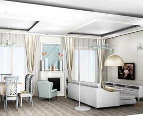 Interjero dizaino paslaugos – nuo konsultacijos iki projekto / Lolita Galdikaitė / Darbų pavyzdys ID 692965