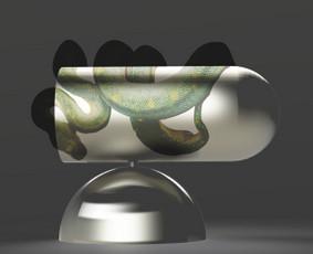 3D modeliavimas, vizualizacijų kūrimas