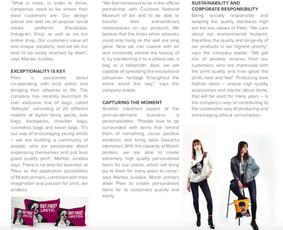 Craftmark Studio - tekstai rinkodarai, pardavimams Lt / En / Neringa Klevaitė-Vežbickienė / Darbų pavyzdys ID 694583