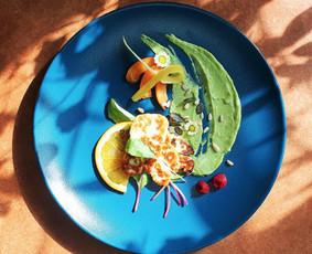 Maisto stilistika, fotografija