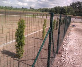 Tvoros, kiemo vartai, montavimas, kalvystės elementai. / UAB Metalo spektras / Darbų pavyzdys ID 700211
