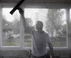 Kokybiškas langų valymas (Visus metus)