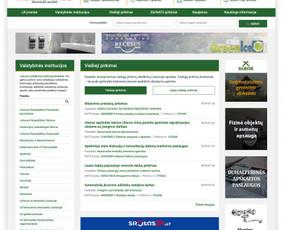 www.lrvalstybe.lt - informacinis portalas