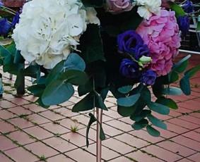 Balta Karūna - vestuvių floristika,dekoravimas,koordinavimas / Balta Karūna / Darbų pavyzdys ID 700601