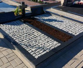 Kapų tvarkymas, granito plokštės, Paminklai, antkapiai / Paulius Latvys / Darbų pavyzdys ID 702555