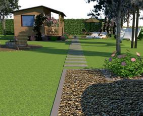 Aplinkos apželdinimo projektavimas / Rolanda / Darbų pavyzdys ID 703661