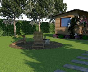 Aplinkos apželdinimo projektavimas / Rolanda / Darbų pavyzdys ID 703663
