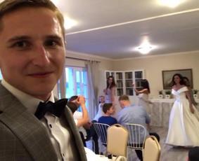 Renginių vedėjas Mažvydas (LT/EN)