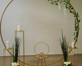 Šventinių dekoracijų nuoma ir gamyba