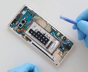Telefono anatomija - išmaniųjų įrenginių remontas / Telefono anatomija / Darbų pavyzdys ID 704835