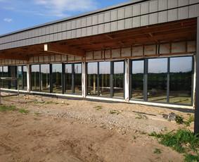 Plastiko, Aliuminio, Medžio profilio langai,durys,pertvaros / UAB JUSTIGNA / Darbų pavyzdys ID 704999