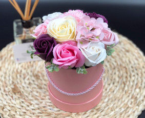 Muilo Gėlių kompozicijos Gėlės pagamintos iš muilo / Muilo Gėlės / Darbų pavyzdys ID 705185