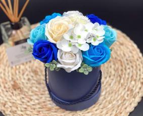 Muilo Gėlių kompozicijos Gėlės pagamintos iš muilo / Muilo Gėlės / Darbų pavyzdys ID 705233