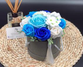 Muilo Gėlių kompozicijos Gėlės pagamintos iš muilo / Muilo Gėlės / Darbų pavyzdys ID 705263
