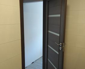 Vidaus durų montavimas