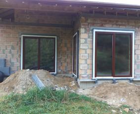 Plastiko, Aliuminio, Medžio profilio langai,durys,pertvaros / UAB JUSTIGNA / Darbų pavyzdys ID 709915