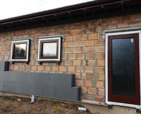 Plastiko, Aliuminio, Medžio profilio langai,durys,pertvaros / UAB JUSTIGNA / Darbų pavyzdys ID 709917