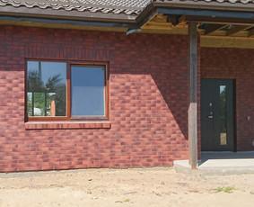 Plastiko, Aliuminio, Medžio profilio langai,durys,pertvaros / UAB JUSTIGNA / Darbų pavyzdys ID 709919