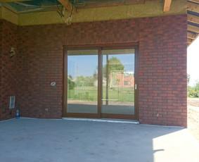 Plastiko, Aliuminio, Medžio profilio langai,durys,pertvaros / UAB JUSTIGNA / Darbų pavyzdys ID 709921
