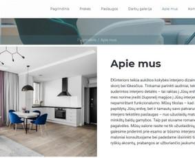 Reklaminiai tekstai Straipsniai Aprašymai (LT/ENG) / Irena J. / Darbų pavyzdys ID 712043