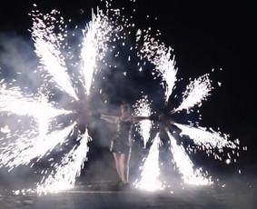 "Pirotechnikos ir ugnies šou ""EUFORIJA"""