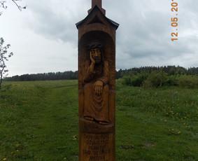 Antkapinis paminklas Kiduliuose, Jurbarko rajonas.