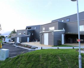 Dviejų butų karkasinių namų kompleksas. Norvegija