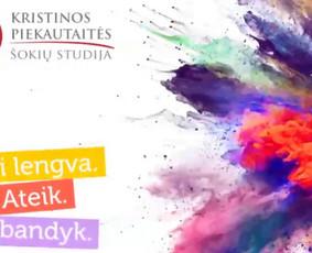 Šokių pamokos Vilniuje