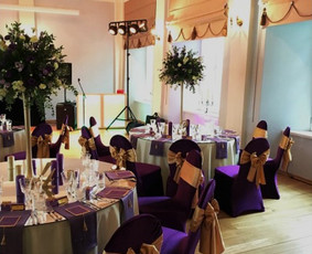 Balta Karūna - vestuvių floristika,dekoravimas,koordinavimas / Balta Karūna / Darbų pavyzdys ID 715939