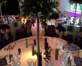 Balta Karūna - vestuvių floristika,dekoravimas,koordinavimas / Balta Karūna / Darbų pavyzdys ID 715941