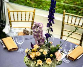 Balta Karūna - vestuvių floristika,dekoravimas,koordinavimas / Balta Karūna / Darbų pavyzdys ID 715951