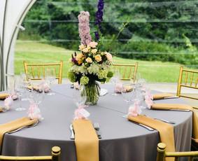 Balta Karūna - vestuvių floristika,dekoravimas,koordinavimas / Balta Karūna / Darbų pavyzdys ID 715953