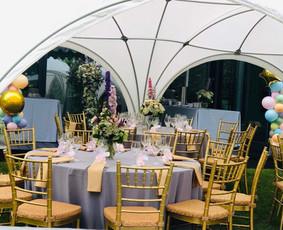 Balta Karūna - vestuvių floristika,dekoravimas,koordinavimas / Balta Karūna / Darbų pavyzdys ID 715955
